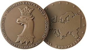 Medalie europeană